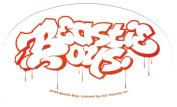 Beastie Boys Old School Logo Oval Sticker