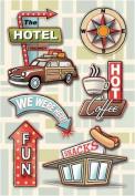 American Traditional Design Elevation Dimensional-Road Trip