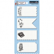 stationeryNoted Sticky Notes 4/Pkg-
