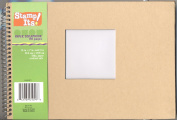 Stamp Its! Paper Scrapbook 30 Pages