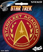 Star Trek - Starfleet Academy Logo Die Cut Vinyl Sticker Decal