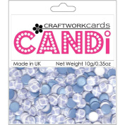 Candi Dot Printed Embellishments .1040ml-Afternoon Tea
