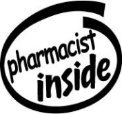 Pharmacist Inside Vinyl Graphic Sticker Decal