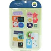 Epoxy Tags-Occasions, 20/Pkg.