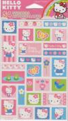 Hello Kitty Scrapbook Stickers