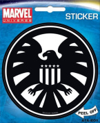 S.H.I.E.L.D. Insignia Marvel Comics Die Cut Vinyl Sticker Decal