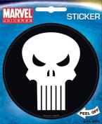 Punisher Skull Marvel Comics Die Cut Vinyl Sticker Decal