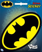 Batman Logo DC Comics Die Cut Vinyl Sticker Decal