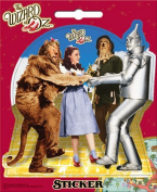 The Wizard of Oz - Cast of Oz Die Cut Vinyl Sticker Decal