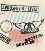 Aerosmith - Bootleg - Die Cut Vinyl Sticker Decal