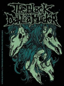 The Black Dahlia Murder - Horse Bite - Die Cut Vinyl Sticker Decal