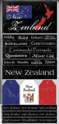 New Zealand Scratchy Stickers by Stamping Station