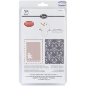 Sizzix Textured Impressions Embossing Folders for Scrapbooking