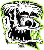 Kruse's Ace Fink Sticker