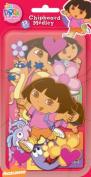 Dora Chipboard Medley, 23/Pkg.