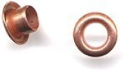 American Tag Company Eyelet 40413 3/16 Copper