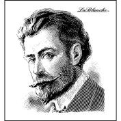 LaBlanche Silicone Stamp 6.4cm x 6.4cm -Gentleman