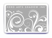 Hero Arts Shadow Ink, Silver