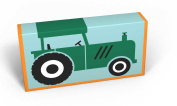 Box Play for Kids Tractor Mac 'n' Cheese Box Stickers