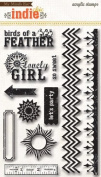 Pictures Indie Chic Stamps