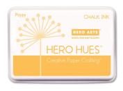 Hero Arts Rubber Stamps Chalk Ink, Poppy
