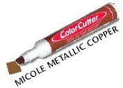 ColorCutter - Cut & Colour Finished Edges at the Same Time - Micole Metallic Copper