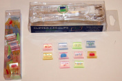 """Around The Block Clipper + 50 Reusable Clips """" Birthday """" # 00035 Paper, Photo, & Scrapbooking Tools & Embellishments"""