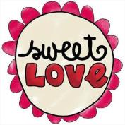 Imaginisce Sweet Love Unmounted Snag'Em Stamp