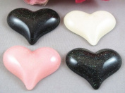 20pcs Mix Heart the the Flat Back the the Buttons Scrapbooking DIY