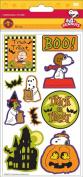 Peanuts Boo Peanuts Puffy Stickers