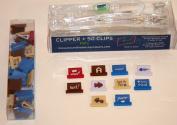 "Around The Block Clipper + 50 Reusable Clips "" Pets "" # 02007 Paper, Photo, & Scrapbooking Tools & Embellishments"