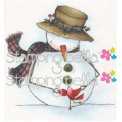 Stamping Bella Unmounted Rubber Stamp-Frostier