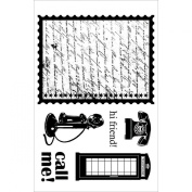 WOW! Clear Stamp Set-Call Me