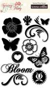 Teresa Collins Designs Spring Fling Stamps