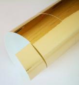 Mirriwrap Metallic Surface Paper- Gold 50cm x 70cm Sheet