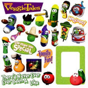 Veggie Tales Punchouts for Scrapbooking