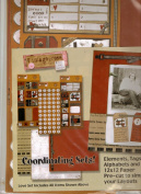 Vintage Press Coordinating Set