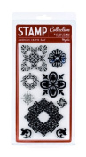 Clear Acrylic Large Stamp Set-Majestic