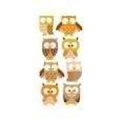 Sandylion Owls Essentials Sticker, Large