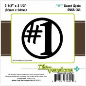 Die-Versions Sweet Spots Die-#1, 6.4cm x 6.4cm