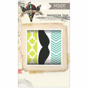 Find Your Wings & Fly Decorative Tape 3 Rolls/Pkg-Up & Away