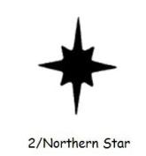 Punch Bunch Medium Punch, Northern Star