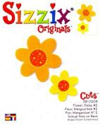 Flower Daisy #2 Sizzix Die 38-0208