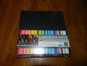Paper Reflections 70 sheets 6 x 6 cardstock paper full spectrum colour line starter pack