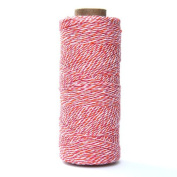 Craftkin Baker's Twine 130 Yards - Red Sunset