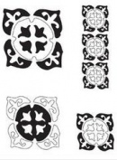 Fezziwig Clear Unmounted Rubber Stamp Set
