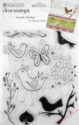 Autumn Leaves - Nature Stamps - AL2503