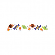 Sizzix Sizzlits Decorative Strip Die-Candy