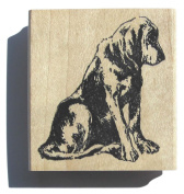 Nature's Blessings Fine Art Stamps, Sad Dog