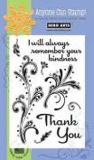 Thank You Flourshies by Hero Arts